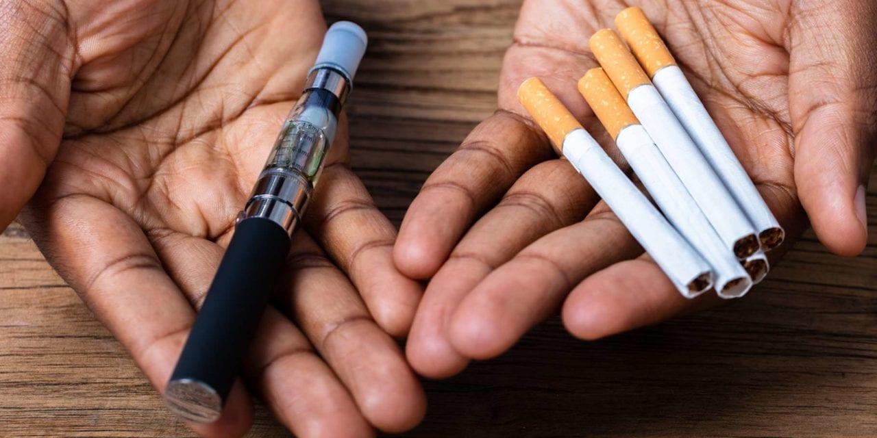 La cigarette électronique est-elle bonne pour la santé?