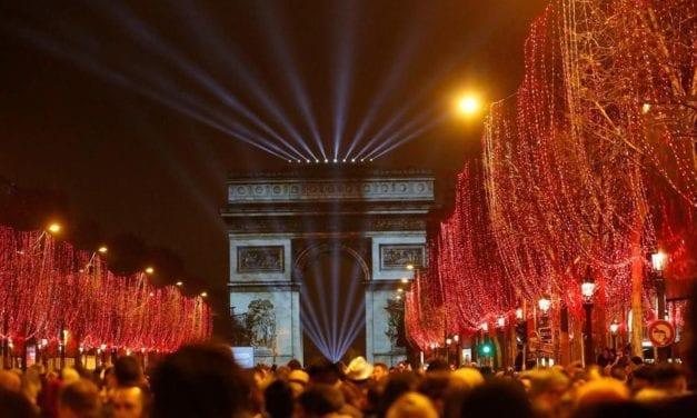 Les fêtes de fin d'année à Paris
