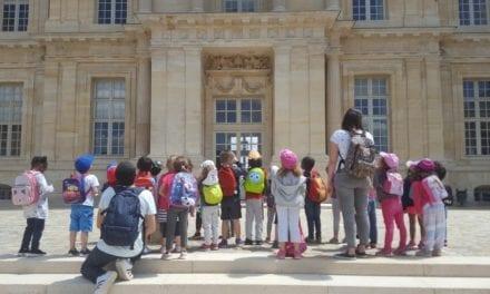 Des animations pour enfants au château de Maisons-Laffitte