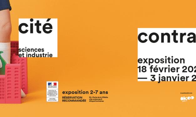 Cité des sciences : nouvelle exposition «Contraires»