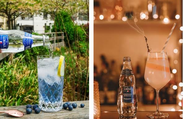 2 cocktails sans alcool