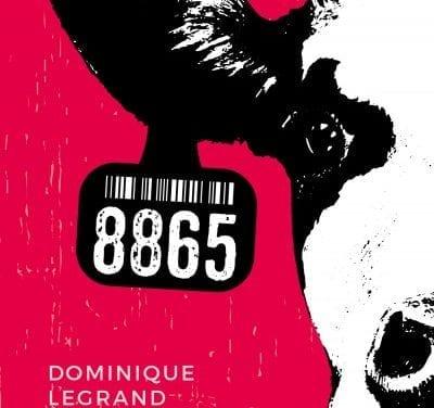 8865, premier roman engagé pour ados contre la souffrance animale