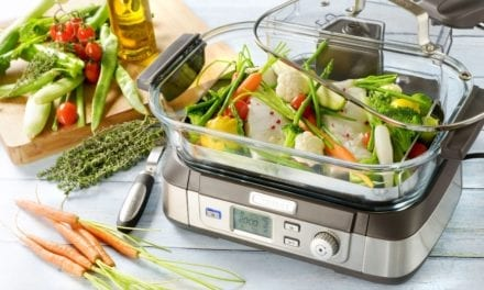 Le cuiseur vapeur CookFresh pour une alimentation santé