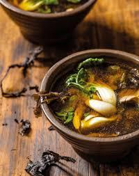 Recette de la soupe Miso