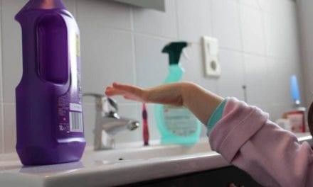 Coronavirus attention aux intoxications des produits désinfectants