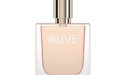Alive, le premier parfum féminin chez Hugo Boss