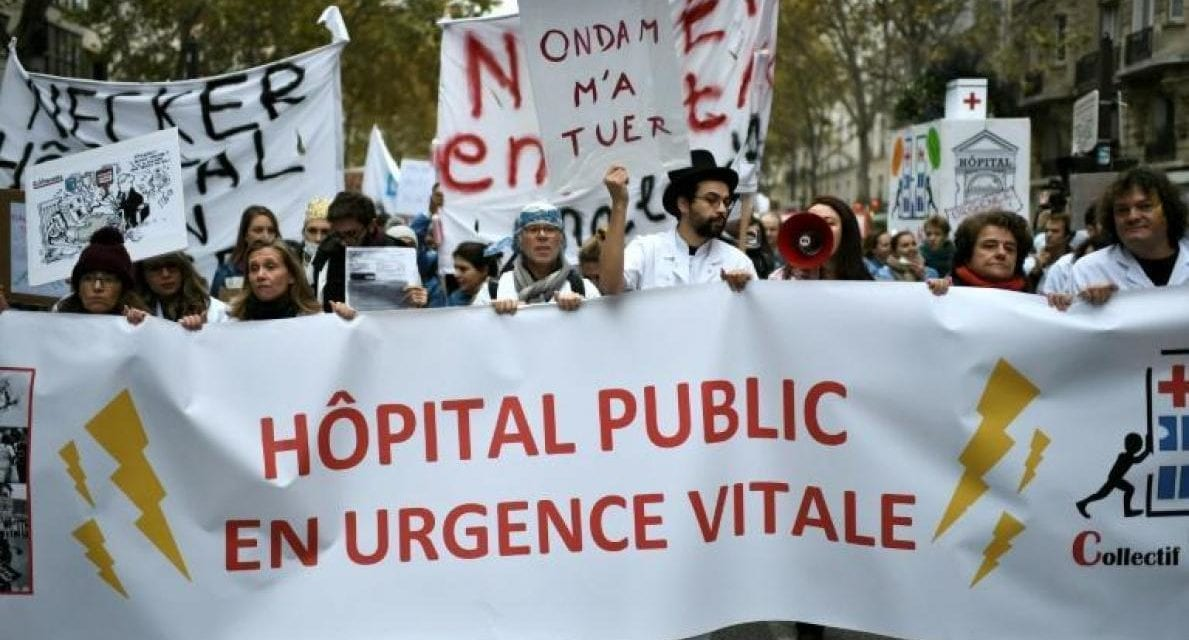 L'hôpital va se vider de ses médecins