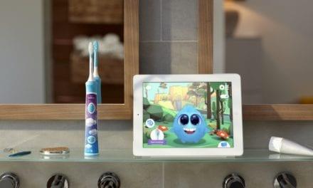 Nouvelle brosse à dents Sonicare for kids