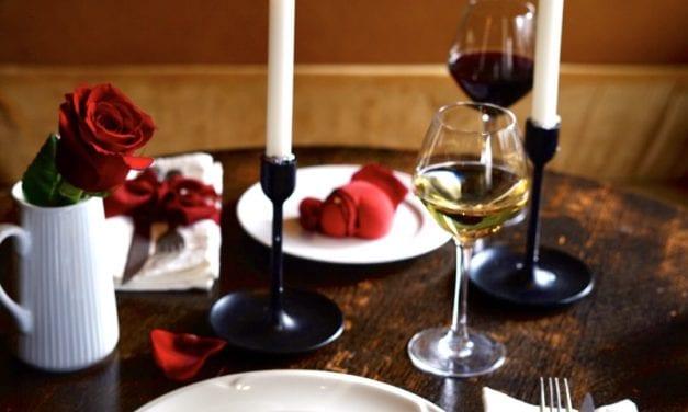 Une St Valentin Gourmande
