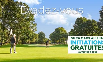 Initiation gratuite au golf dans toute la France
