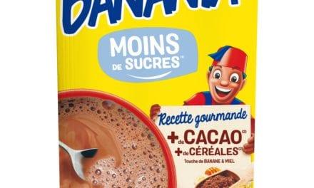 Banania dévoile une nouvelle recette avec moins de sucres et un Nutri-Score A