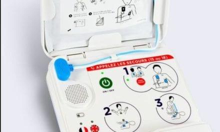 Clark le premier défibrillateur conçu pour le domicile