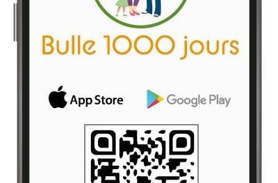 L'application Bulle 1000 Jours pour réduire l'exposition aux perturbateurs endocriniens