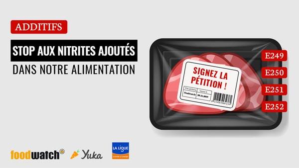 Nitrites ajoutés dans la charcuterie et Yuka censurée : une honte pour la liberté d'expression et la santé publique
