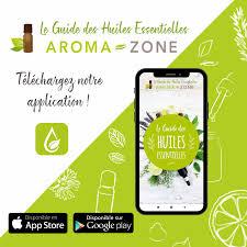 Aroma-Zone lance son application dédiée aux huiles essentielles