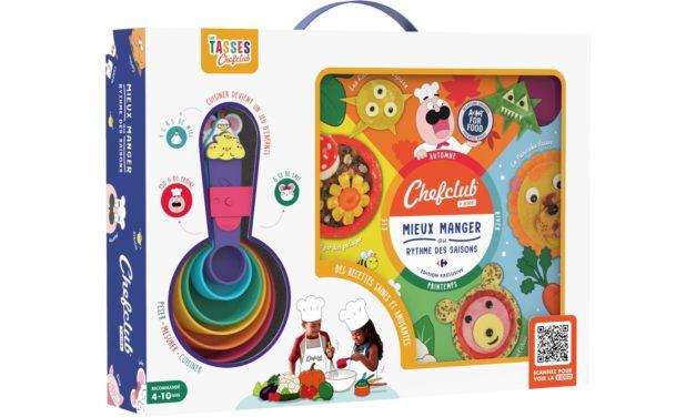 Les enfants vont réclamer des légumes grâce à Chefclub