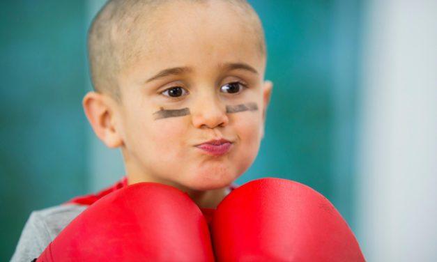 Programme de thérapie sportive pour les enfants atteints de cancer à l'hôpital Robert-Debré