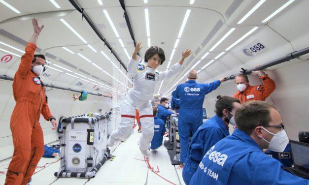 L'Agence Spatiale Européenne envoie Barbie dans l'espace